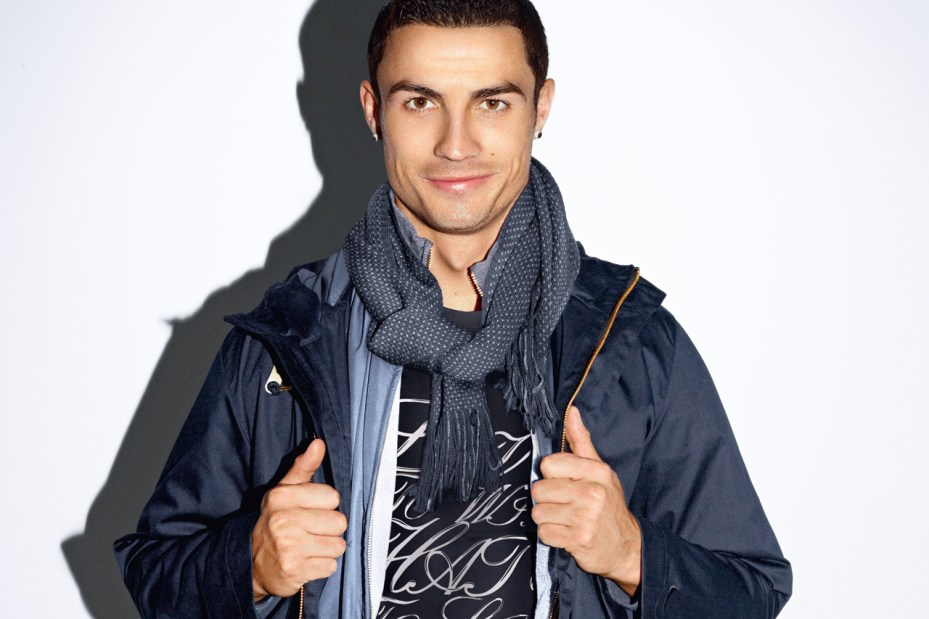 Image of Nike 2012 Fall/Winter Cristiano Ronaldo CR7 Signature Collection
