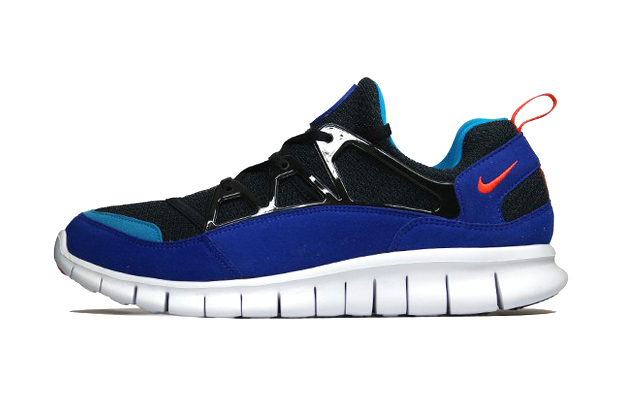 Image of Nike 2013 Free Huarache Light BLACK/TEAM-ORANGE/CONCORD