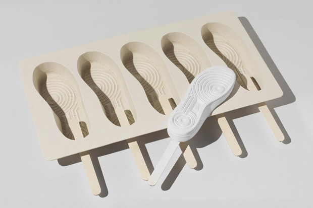 Image of Nike Air Force 1: 30 Years of Force Popsicle Mold
