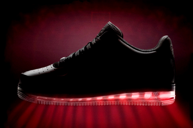 "Image of Nike Air Force 1 30th Anniversary ""Black Friday"" Edition"