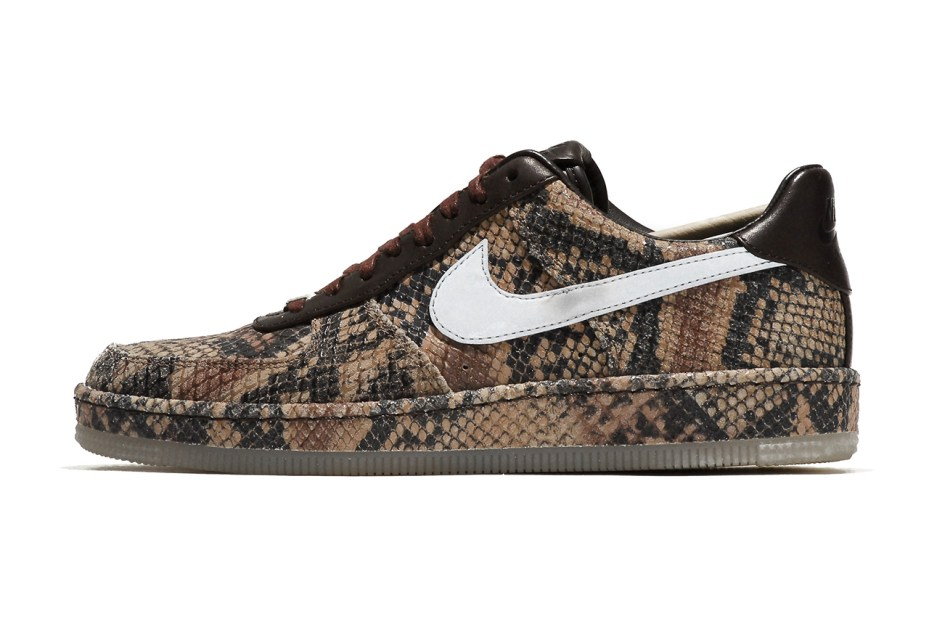 "Image of Nike Air Force 1 XXX Downtown ""Python"""