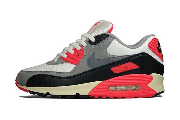Image of Nike Air Max 90 2013 Infrared VNTG
