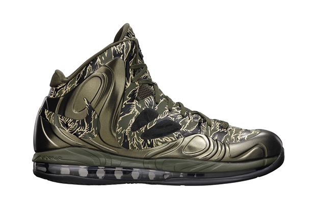 Image of Nike Air Max Hyperposite &quot;Tiger Camo&quot;