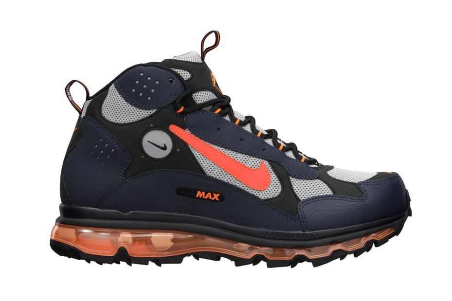 "Image of Nike Air Max Terra Sertig ""Dark Obsidian/Total Orange"""