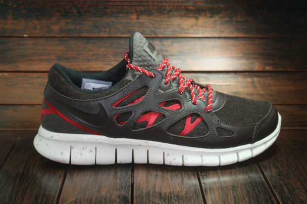 Image of Nike Free Run+2 Wool NRG