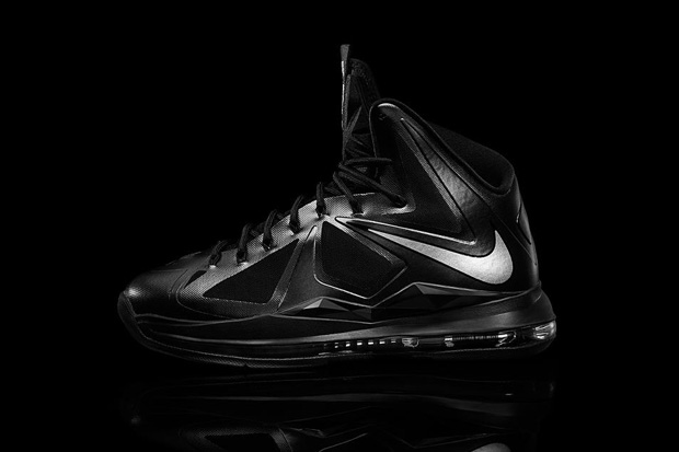 "Image of Nike LeBron X ""Carbon"""