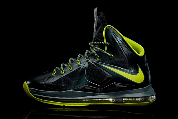 Image of Nike LeBron X &quot;Dunkman&quot;