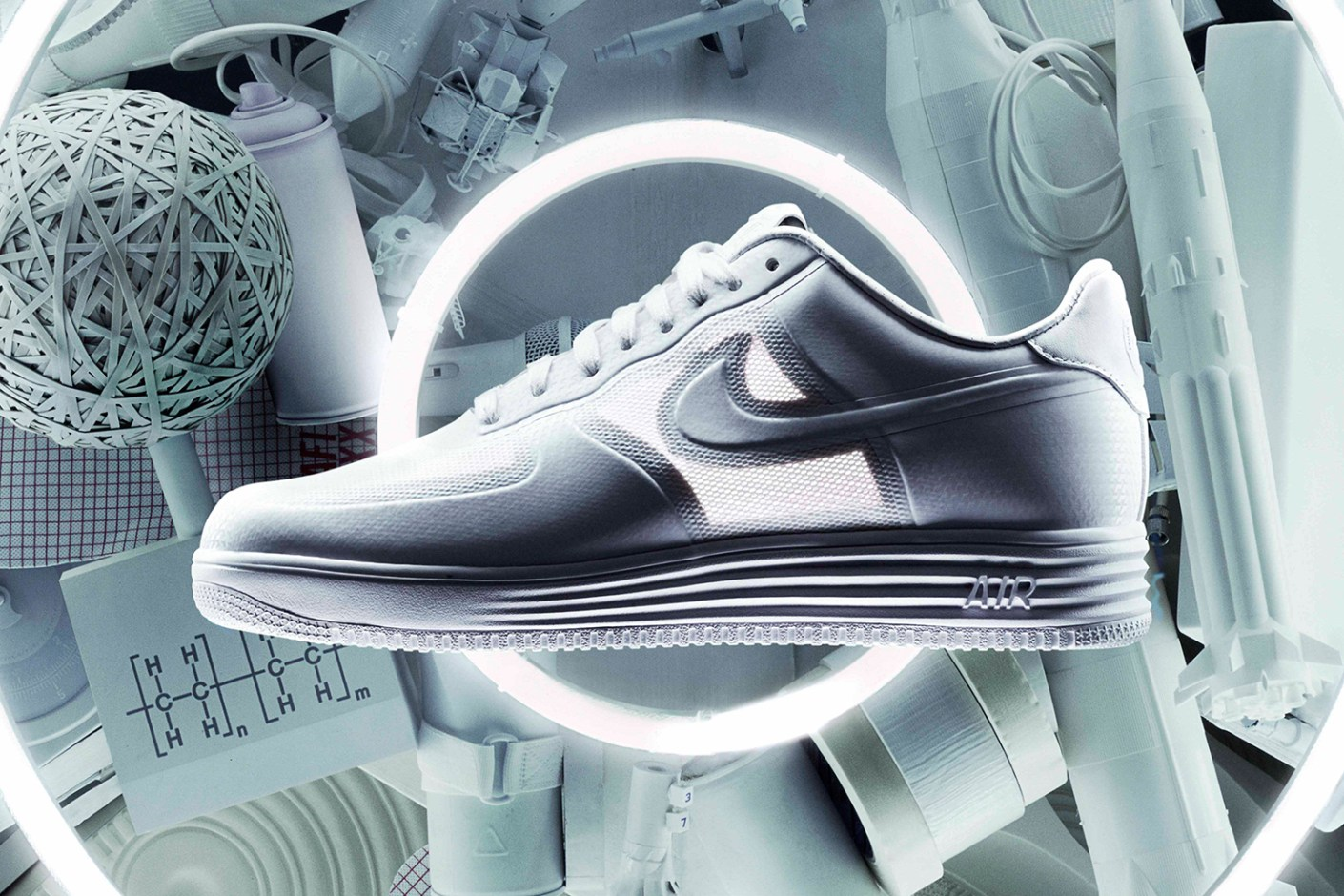 Image of The Nike Lunar Force 1 Continues with Nike's Air Force 1 30th Anniversary