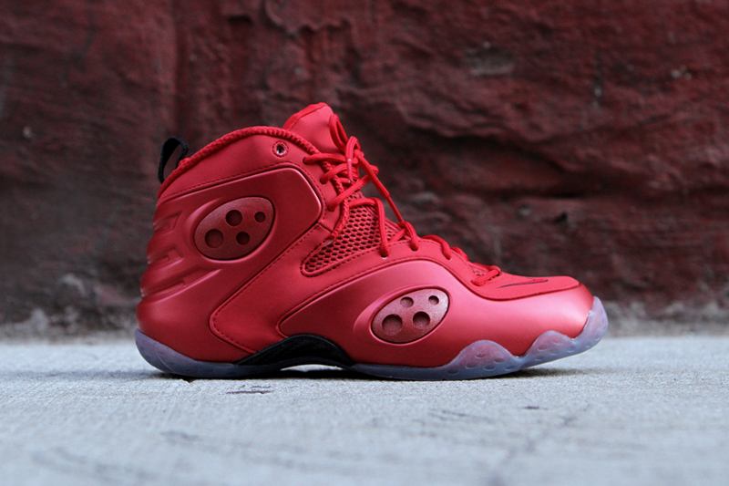 "Image of Nike Zoom Rookie LWP ""Matte Red"""