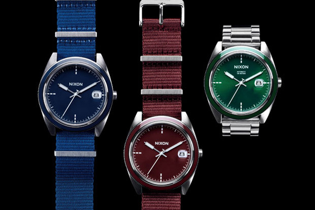 Image of Nixon x Barneys 2012 Holiday Exclusive Watch Collection