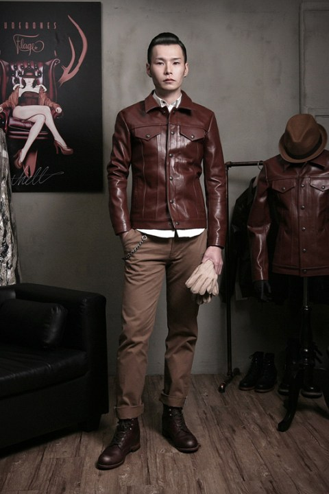 Image of Nudebones 2012 Fall/Winter Collection