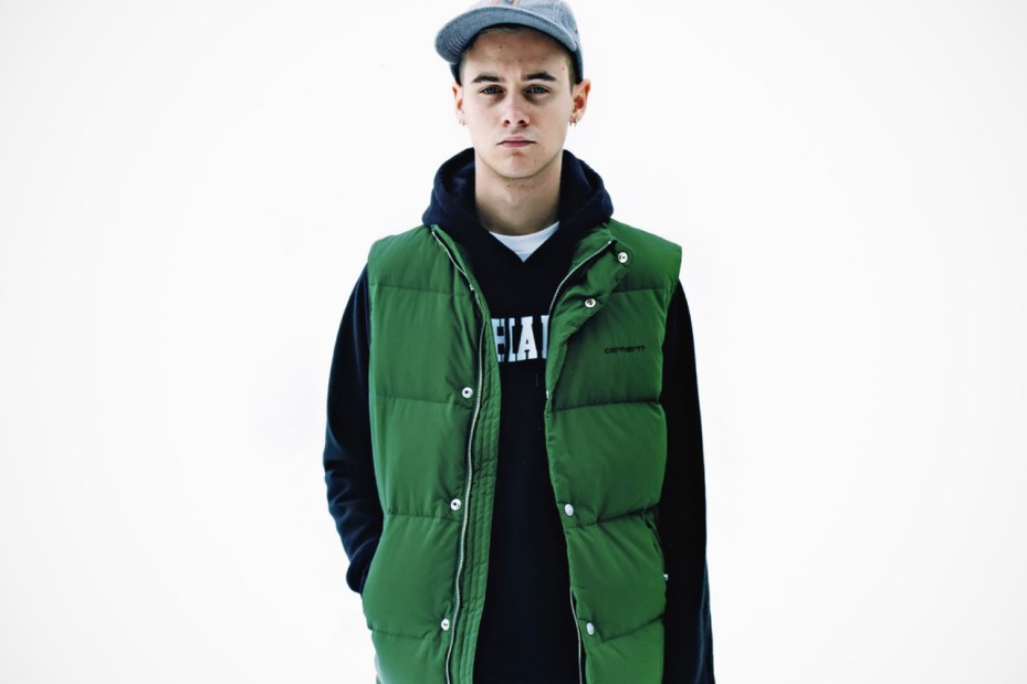 Image of Ollie: Carhartt WIP 2012 Fall/Winter Collection Editorial