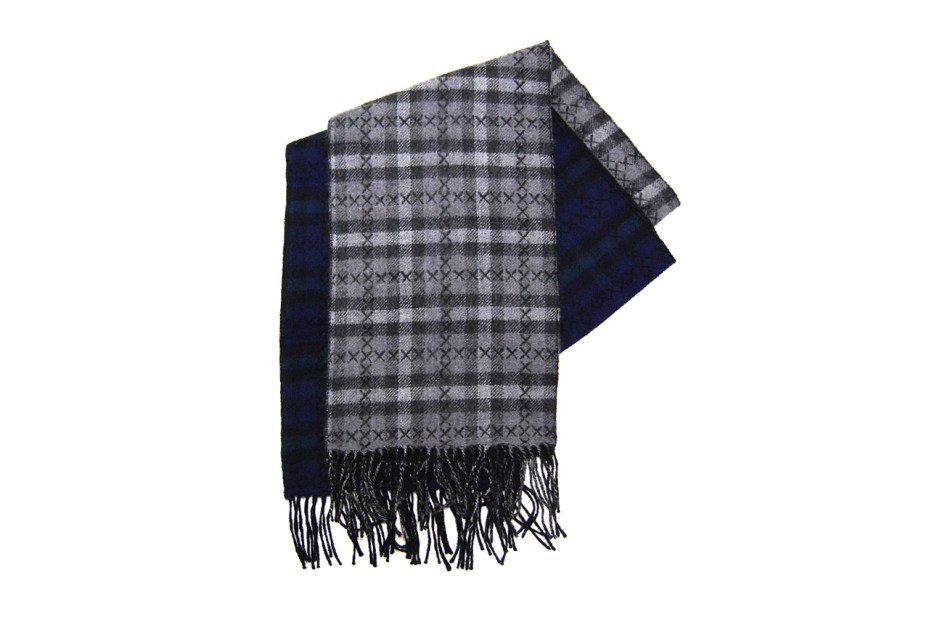 Image of OriginalFake 2012 Fall/Winter Plaid Scarf