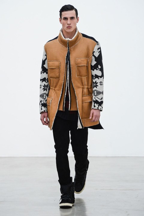 Image of Osklen 2013 Fall/Winter Collection