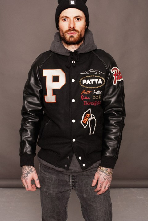 Image of Patta 2012 Fall/Winter Collection