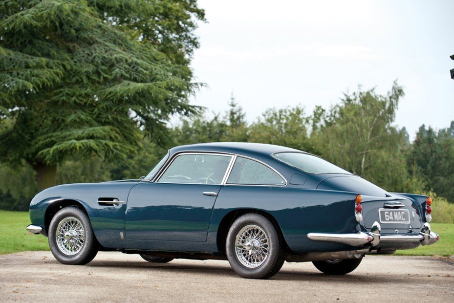 Image of Paul McCartney's Aston Martin Sells for $495,000 USD