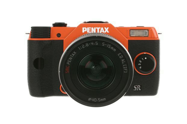 Image of Pentax Q10 Camera