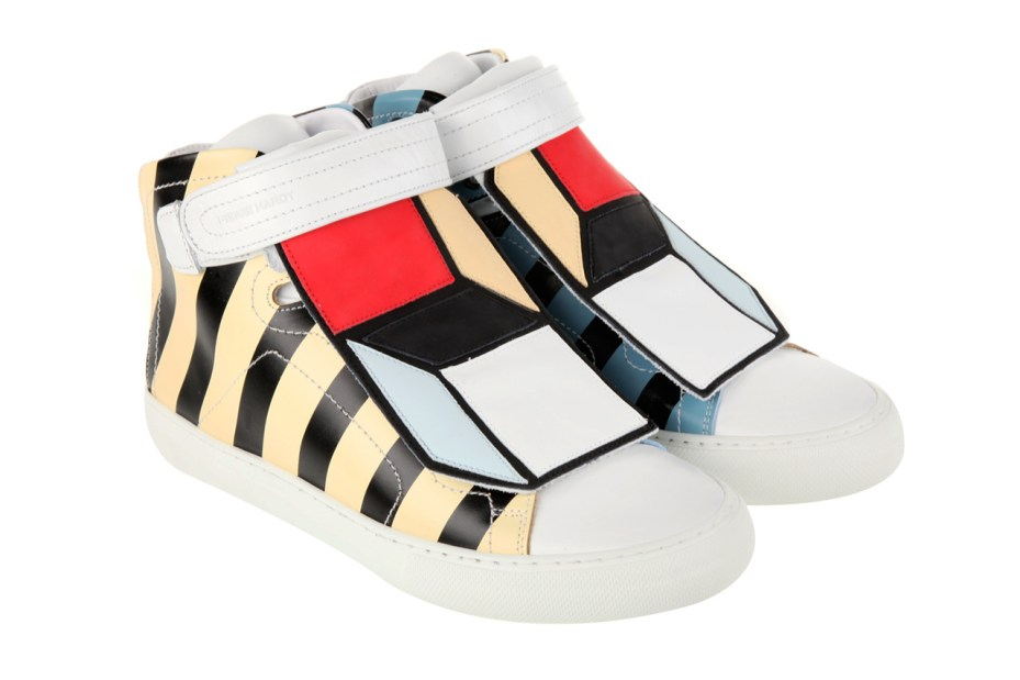 "Image of Pierre Hardy ""Cubicorama"" Sneakers"