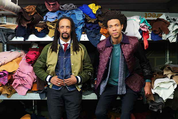 Image of Lavenham x Casely-Hayford x H by Harris Interview