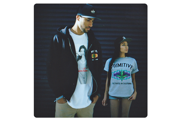Image of Primitive 2012 Holiday Lookbook