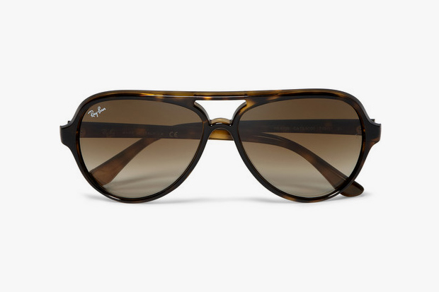 Image of Ray-Ban Cats Acetate Sunglasses