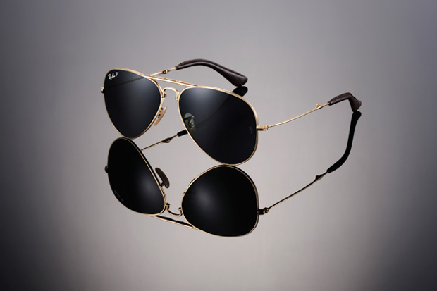 "Image of Ray-Ban ""Aviator Folding Ultra"" 75th Anniversary Collection"