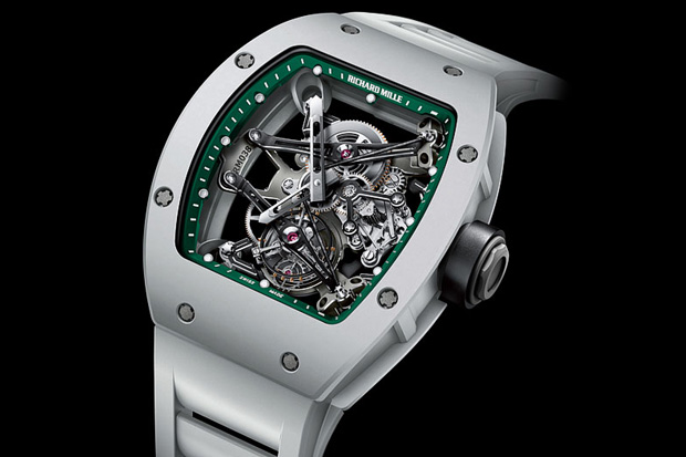 "Image of Richard Mille RM038 Bubba Watson ""Victory Watch"""