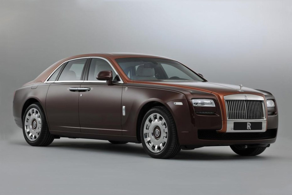 Image of Rolls Royce 'One Thousand and One Nights' Ghost Collection
