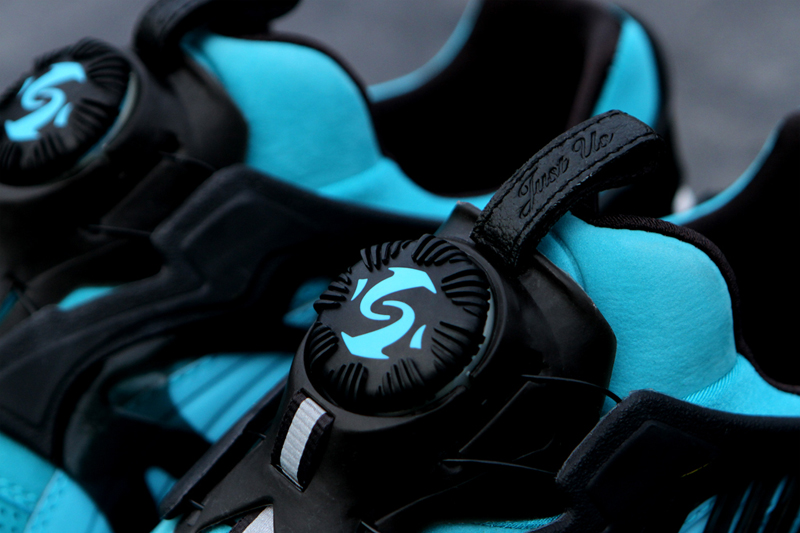 "Image of Ronnie Fieg x PUMA 2012 Disc Blaze OG ""Cove"" - A Closer Look"
