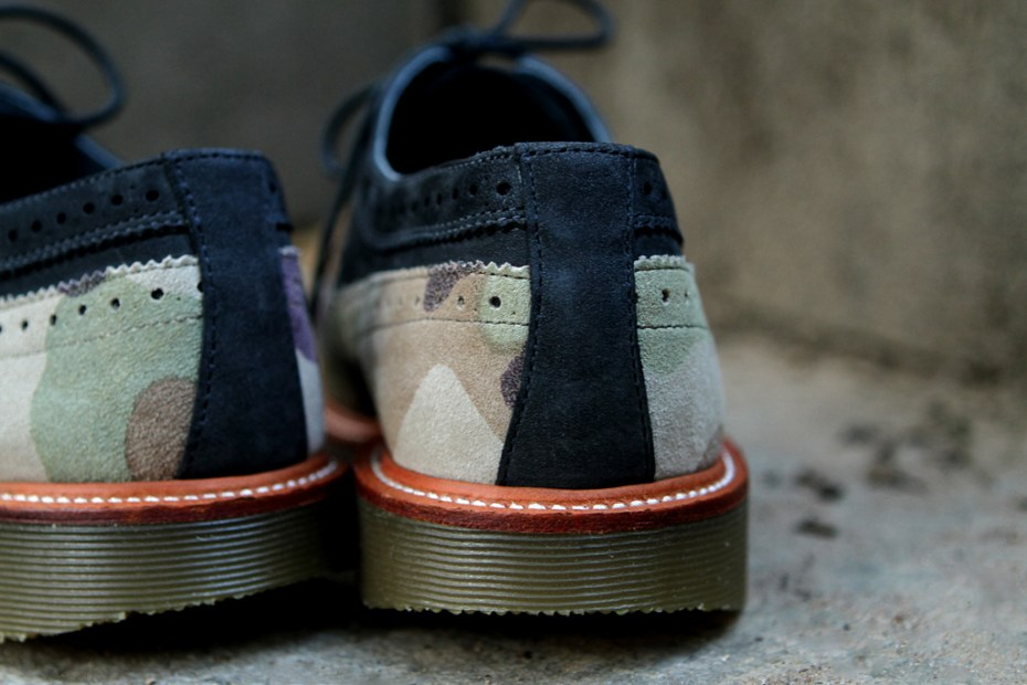 Image of Ronnie Fieg x Dr. Martens 2012 Capsule Collection Part 1