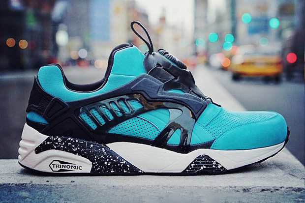 "Image of Ronnie Fieg x PUMA 2012 Disc Blaze OG ""Cove"" Preview"