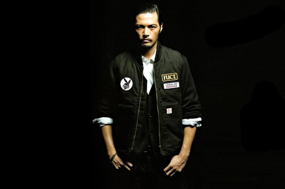 "Image of RUDO: FUCT 2012 Fall/Winter ""FRIENDS U CANT TRUST"" Collection Editorial"