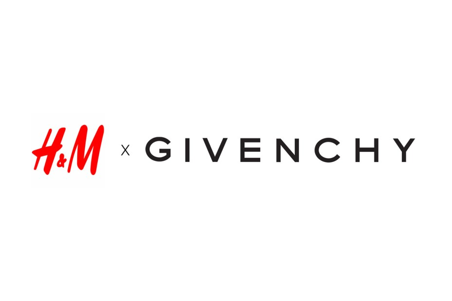 Image of Rumor: Givenchy and H&M to Collaborate Next Year?