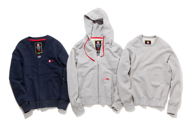 Image of S/Double x Reigning Champ 2012 Fall/Winter Capsule Collection