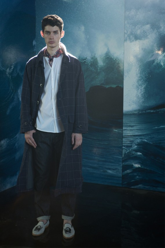 Image of SASQUATCHfabrix. 2013 Spring/Summer Lookbook