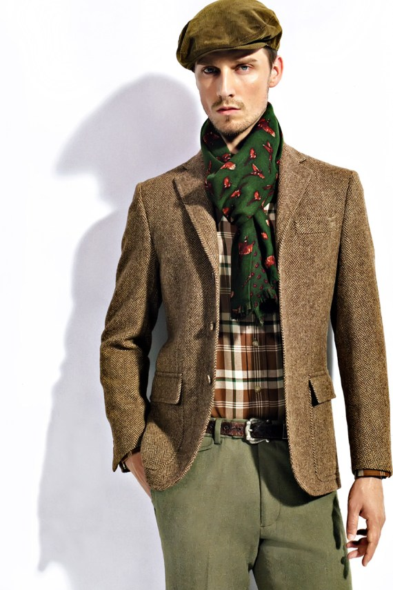 Image of SENSE: Ralph Lauren 2012 Fall/Winter Collections Editorial
