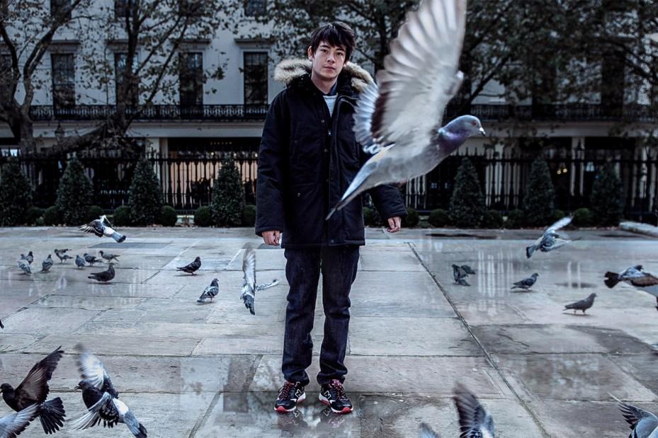 "Image of size? x Staple Design x New Balance ""Black Pigeon"" 577"