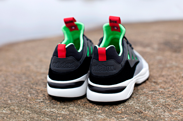 Image of Solebox x adidas Consortium Torsion Allegra EQT