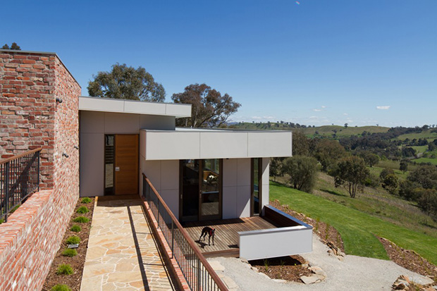 Image of Splitters Creek House by Nest Architects