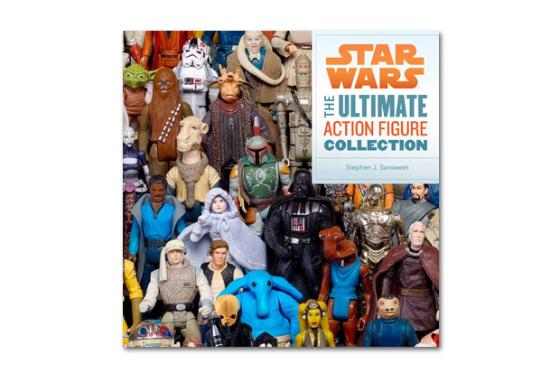 Image of Star Wars: The Ultimate Action Figure Collection by Stephen J. Sansweet