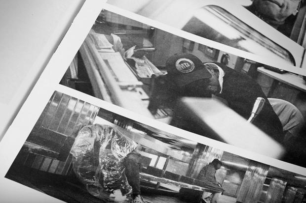 "Image of Steady ""Subway"" Zine Premiere"