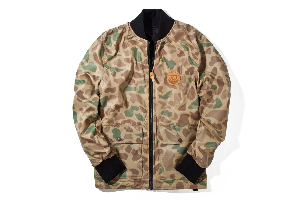 Image of Stussy 2012 Fall/Winter Northern Reversible Jacket