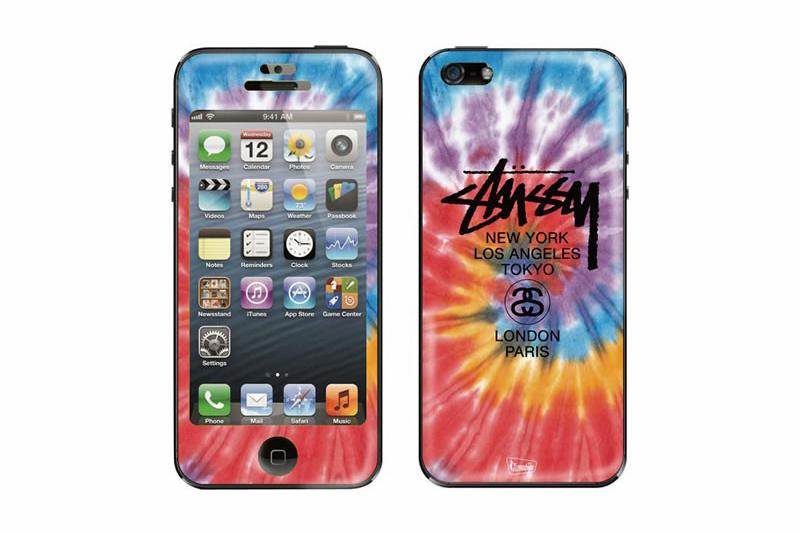 Image of Stussy x Gizmobies iPhone 5 WT Swirl