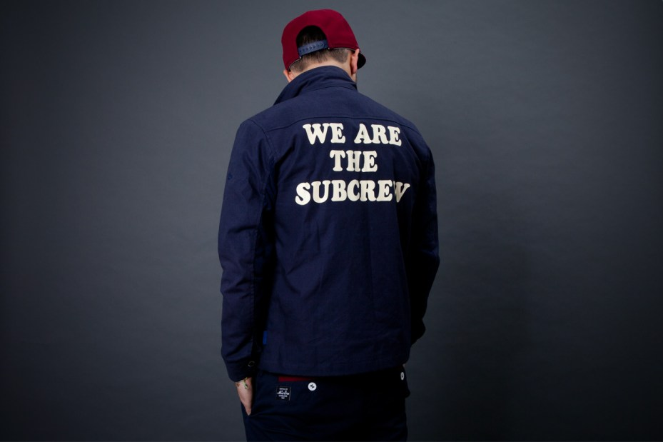 Image of Subcrew x New Era 2012 Fall/Winter Apparel Collection