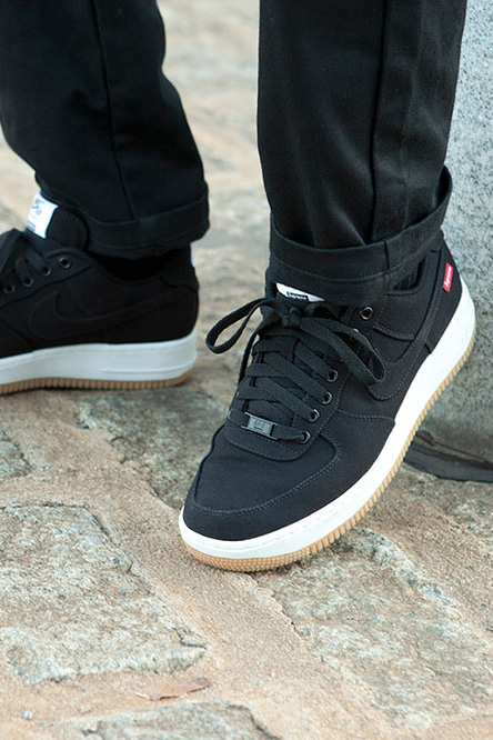 Image of Supreme x Nike 2012 Air Force 1