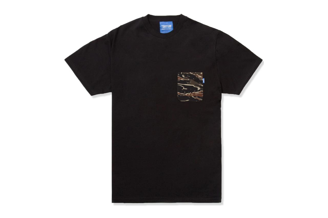 Image of Tantum 2012 Fall/Winter Bandana and Tiger Stripe Camo T-Shirts