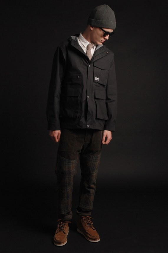 "Image of The Goodhood Store 2012 Fall/Winter ""My Country"" Lookbook"