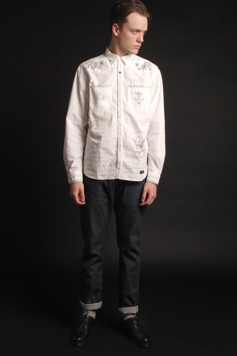 """Image of The Goodhood Store 2012 Fall/Winter """"My Country"""" Lookbook"""