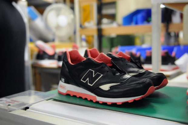 "Image of The Making of the size? x Staple Design x New Balance ""Black Pigeon"" 577"