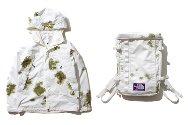 "Image of THE NORTH FACE PURPLE LABEL 2012 Fall/Winter ""WHITE"" Collection"